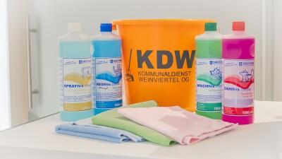 KDW Reinigungsmittel und Desinfektion, Mistelbach I Gänserndorf