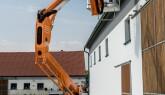 KDW Hebebühnenverleih I Fensterreinigung I Reinigung von Wintergärten und Dachrinnnen uvm im Bezirk Mistelbach und Gänserndorf